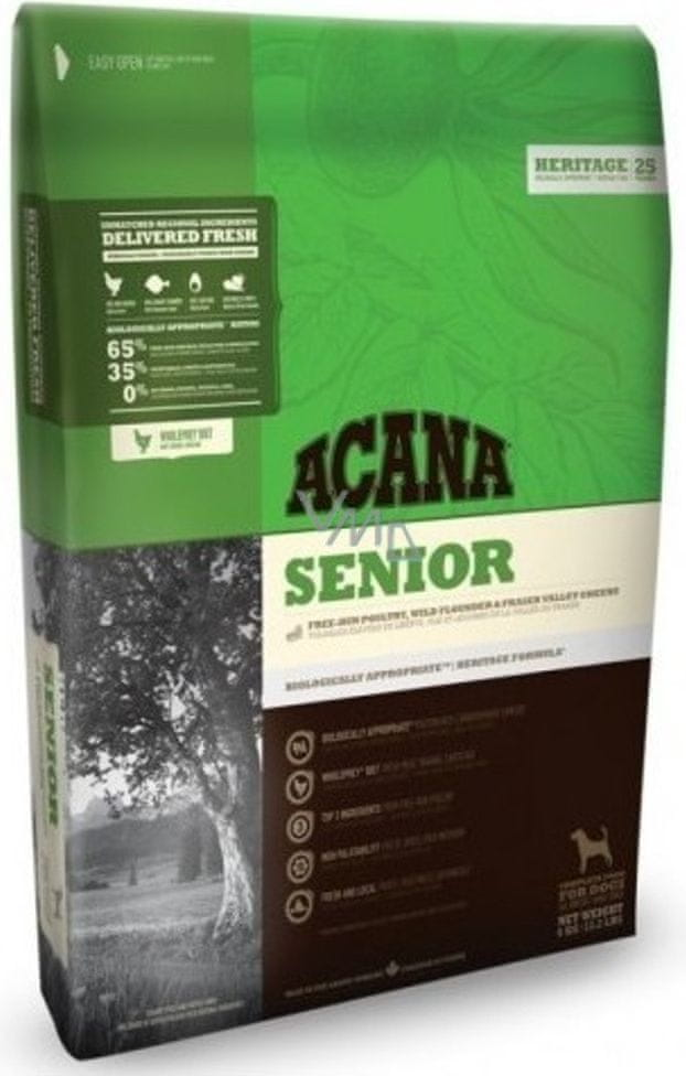 Acana HERITAGE Class. Senior 6 kg