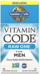 Garden of Life Vitamin Code RAW ONE - Pro muže 75kapslí