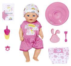 BABY born Soft Touch Little, majhna punčka, 36 cm