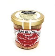 Jean Brunet Naložená kuracia pečienka s Armagnacom, 90g