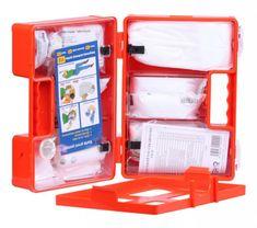 ŠTĚPAŘ Kufrík prvej pomoci s výbavou pre 10 osôb