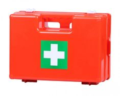 ŠTĚPAŘ Plastový kufrík ABS s priehradkami malý prázdny
