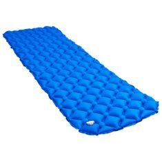 shumee Dmuchany materac, 58x190 cm, niebieski