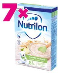 Nutrilon Pronutra Kaša 7 cereálií s ovocím 225g, 8+