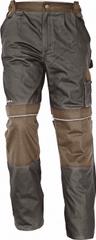 Australian Line STANMORE kalhoty hnědá 60