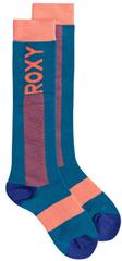 ROXY skarpety dziecięce Frosty Girl Soc G Sock Brv0 S/M BLUE