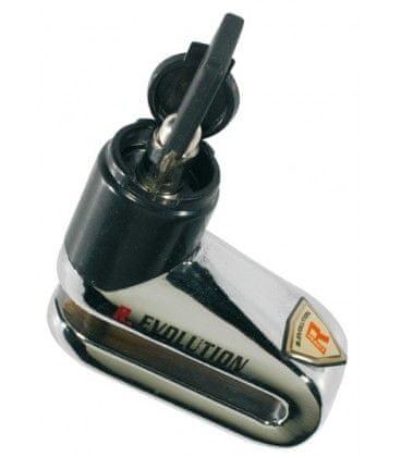Revolution blokator diska, 5,5 mm, kromiran