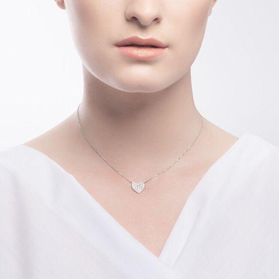 Preciosa Ezüst nyaklánc La Concha 5320 00 ezüst 925/1000