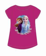 "SETINO Dekliška majica ""Frozen 2 "" - roza - 122 / 6–7 let"