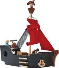 Plan Toys Statek piracki