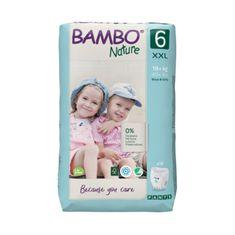 Bambo Nature Pants 6, 18 ks, pro 18+ kg