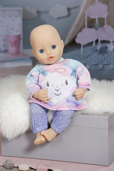 Baby Annabell Pyžamo Sladké sny lila