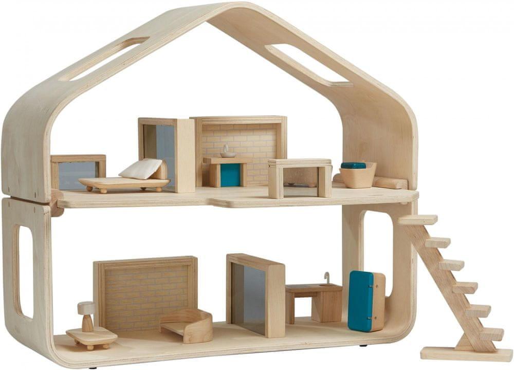 Plan Toys Moderní domeček pro panenky