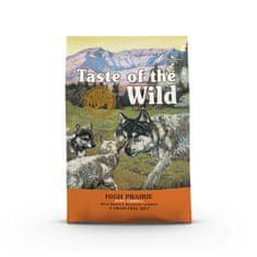Taste of the Wild High Prairie Puppy krma za psičke, 12,2 kg