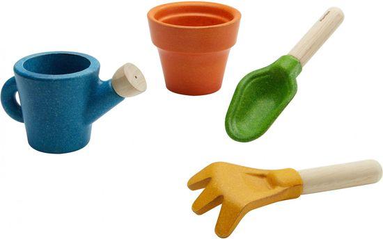 Plan Toys set za uređivanje vrta