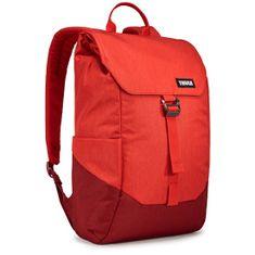 Thule Lithos batoh 16 l TL-TLBP113LRF, červený/tmavě červený