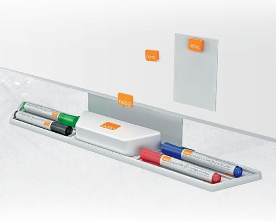Nobo Widescreen Nano Clean magnetna tabla, 89x50 cm (1905297)