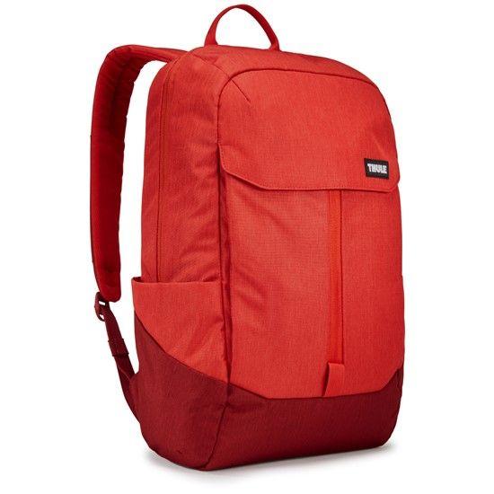 Thule Lithos batoh 20 l TL-TLBP116LRF, červený / tmavě červený
