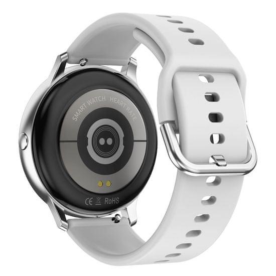 NEOGO DayFit D8 Pro, pametna ura, bela