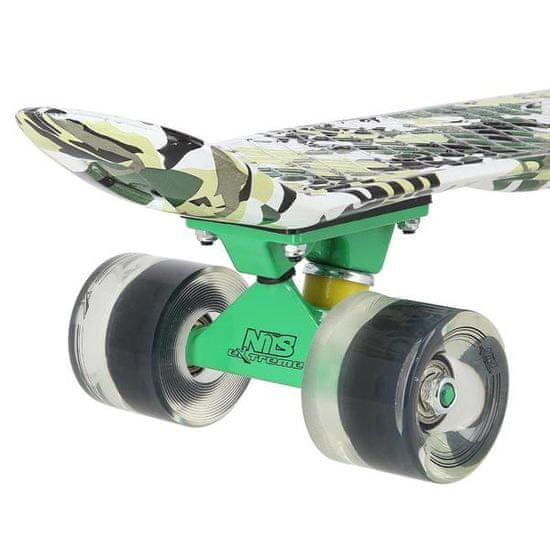 Nils Extreme pennyboard Art Moro