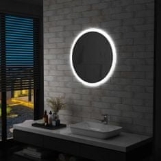 shumee Kopalniško LED ogledalo 70 cm