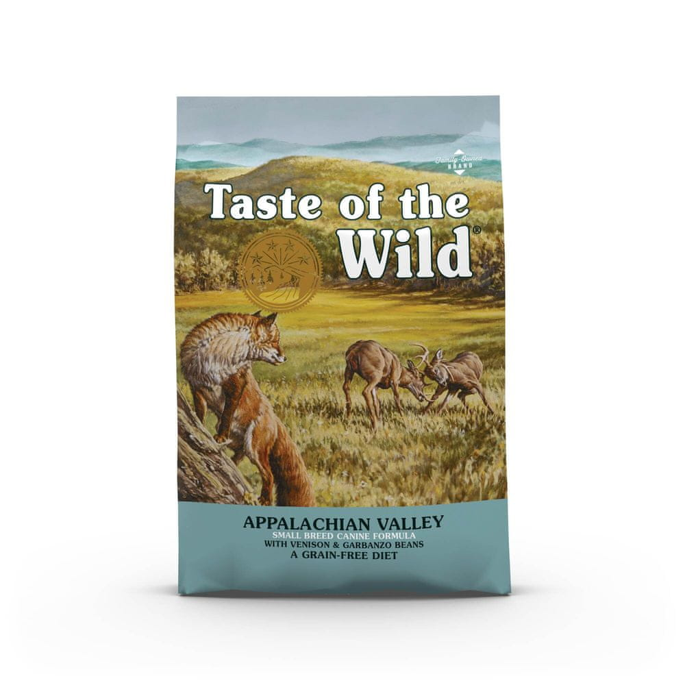 Taste of the Wild Appalachian Valley Canine 12,2 kg