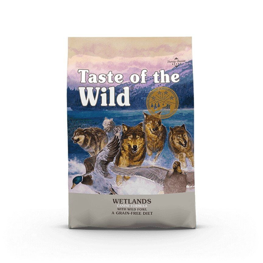 Taste of the Wild Wetlands Canine 5,6 kg