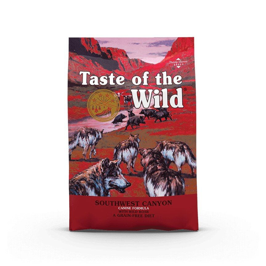 Taste of the Wild Southwest Canyon Canine 12,2 kg