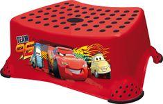 keeeper Stúpadlo Cars červená