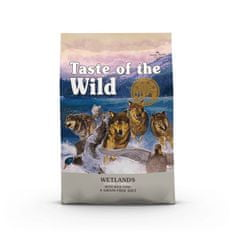 Taste of the Wild Wetlands Canine, 12,2 kg