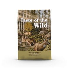 Taste of the Wild Pine Forest Canine, 12,2 kg