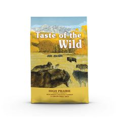 Taste of the Wild High Prairie Canine, 12,2 kg