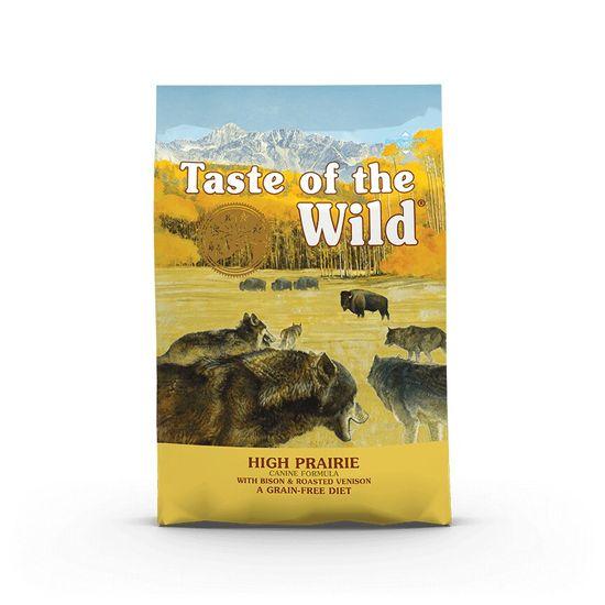 Taste of the Wild High Prairie Canine hrana za odrasle pse, 12,2 kg