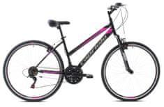 Capriolo Trek Sunrise Lady 28 treking kolo, črno-roza