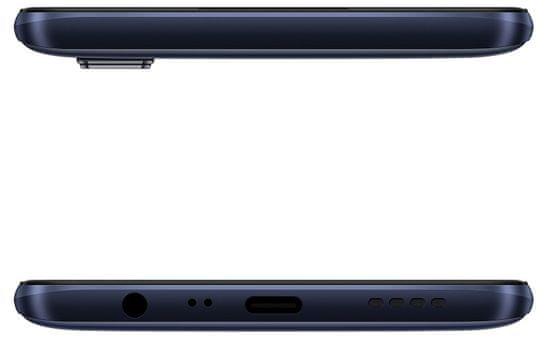 realme 6S pametni telefon, 4GB/64GB, Eclipse Black