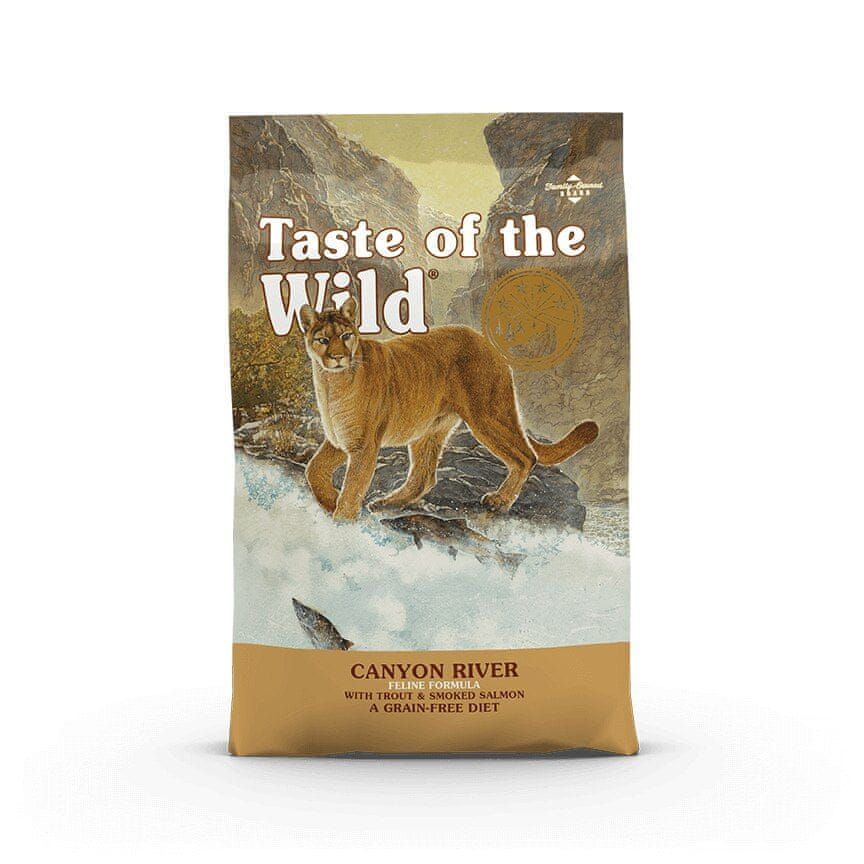 Taste of the Wild Canyon River Feline 6,6 kg
