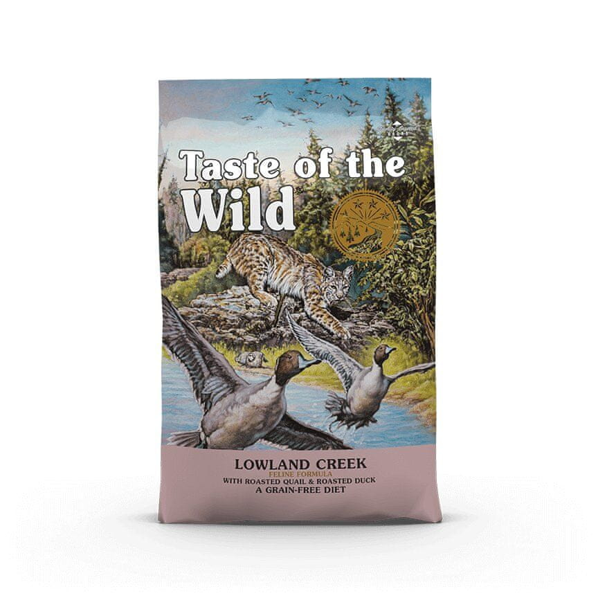 Taste of the Wild Lowland Creek Feline 2 kg