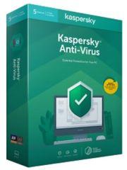 Kaspersky Lab Anti-Virus protivirusna programska oprema, 1-letna licenca, 1 PC, BOX
