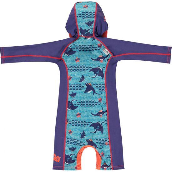 Pop-in dziecięcy kostium chroniący przed słońcem Manta Ray