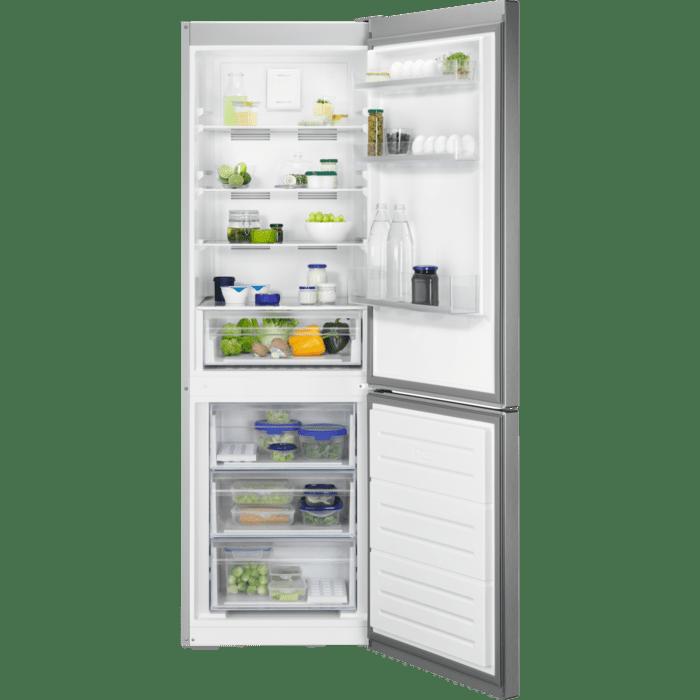 Zanussi lednice s mrazákem ZNME32FU0
