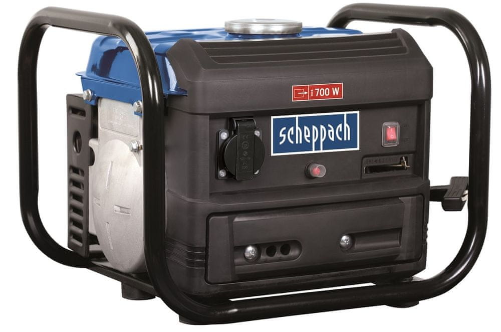 Scheppach SG 1000 Elektrocentrála 700 W