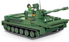 Cobi zestaw 2235 Small Army Tank PT-76