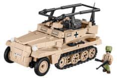 Cobi zestaw 2526 II WW Sd.Kfz 250/3 (DAK)