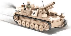 Cobi zestaw 2528 II WW Sturmpanzer II