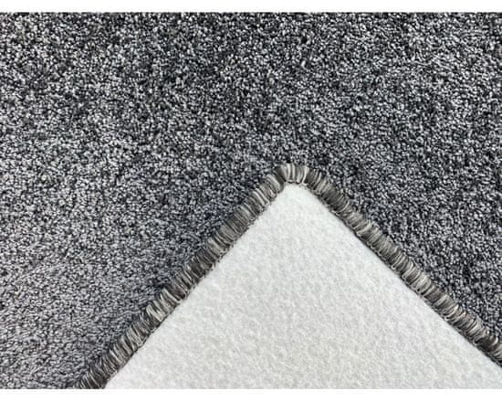 Vopi Kusový koberec Capri antracit