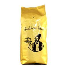 Frolíkova káva Káva Diplomat zrno 250g Frolíkova káva