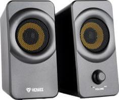 Yenkee YSP 2020BK asztali hangszórók (YSP 2020BK)