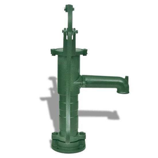 shumee Vrtna ročna vodna črpalka iz litega železa