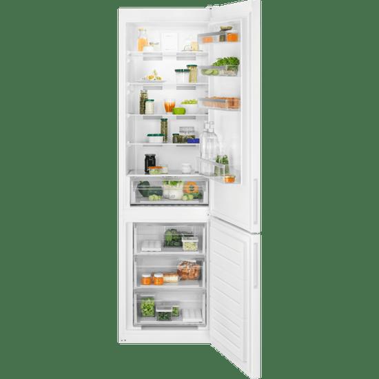 Electrolux LNT5MF36W0 hladilnik z zamrzovalnikom spodaj