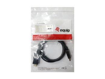 Equip kabel DisplayPort v HDMI, 2 m